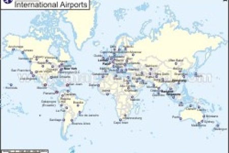 world map with international airports » 4K Pictures | 4K Pictures ...