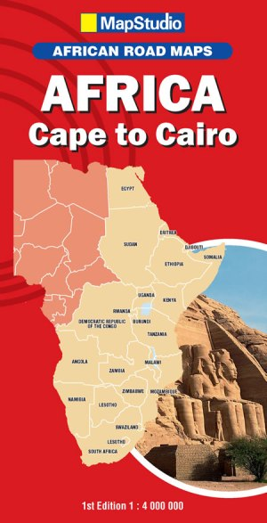 Africa: Cape, Cairo Road Map -ePDF