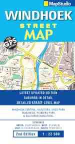 Windhoek Street Map