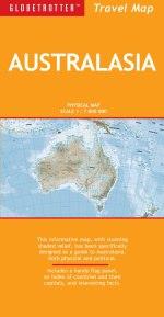 Australasia Travel Map