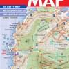 Table Mountain, Cape Peninsula Adventures Road Map