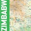 Zimbabwe Adventure Road Map