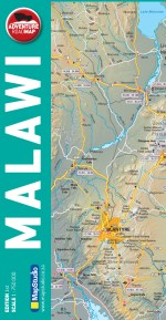 Malawi Adventure Road Map -ePDF