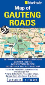 Map Gauteng Roads ePDF
