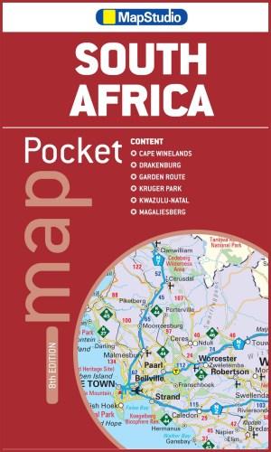 South Africa Pocket Map - ePDF
