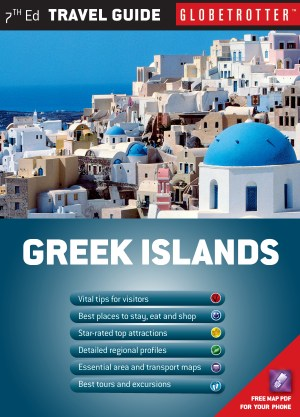 Greek Islands Travel Guide eBook
