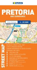 Pretoria Street Map