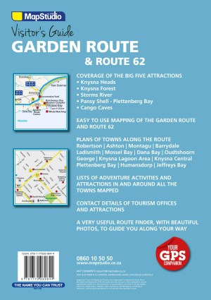 Visitors Guide Garden Route and Route 62