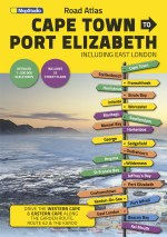 Road Atlas Cape Town to Port Elizabeth