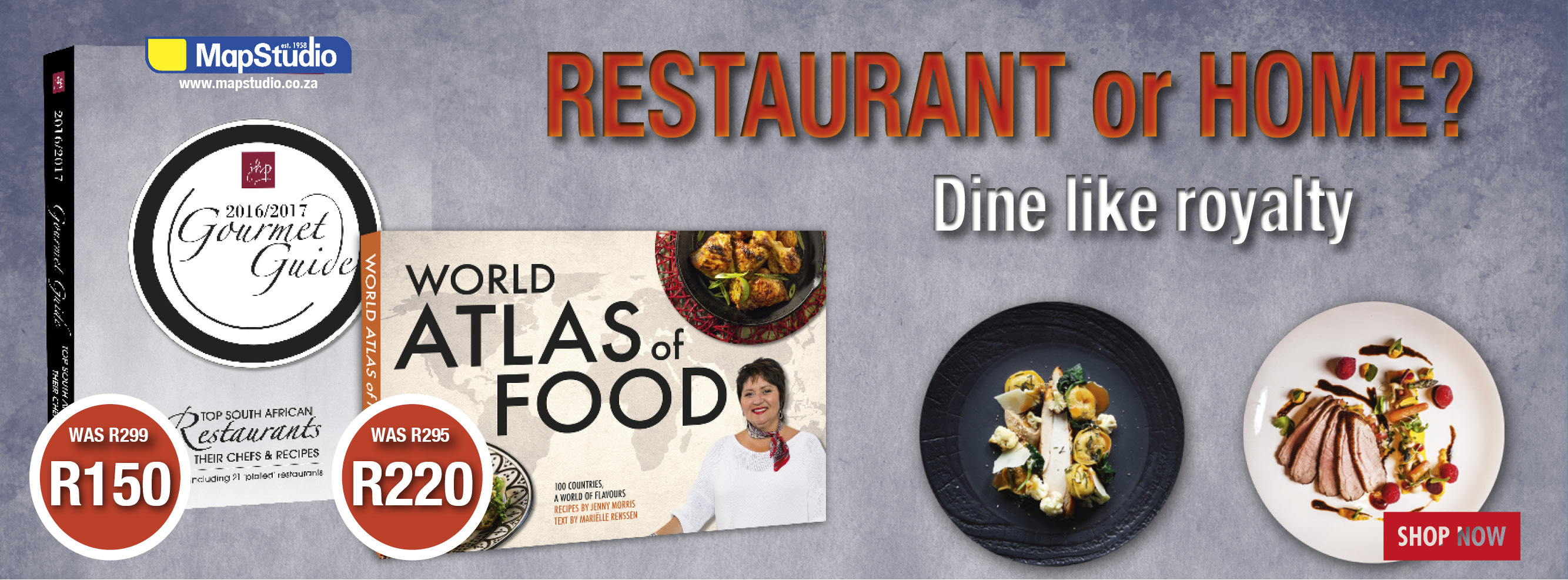 Gourmet Guide and World Atlas of Food
