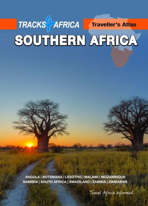 Tracks 4 Africa Southern Africa Atlas