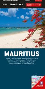 Mauritius Travel Map