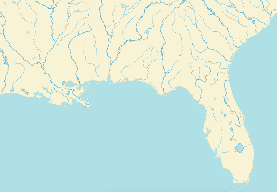 US vector map
