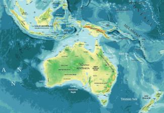 Physical-World-Map-Vector-4
