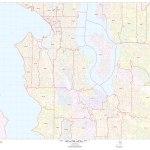 Bellevue Wa Zip Code Map