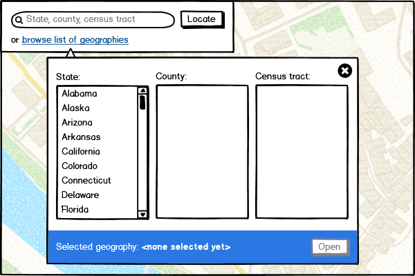 Browse Geographies