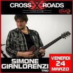 Simone Gianlorenzi LIVE – Opening act for Neil Zaza