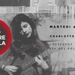 Charlotte Cardinale Molto Rumore Per Nulla @Coffee Pot