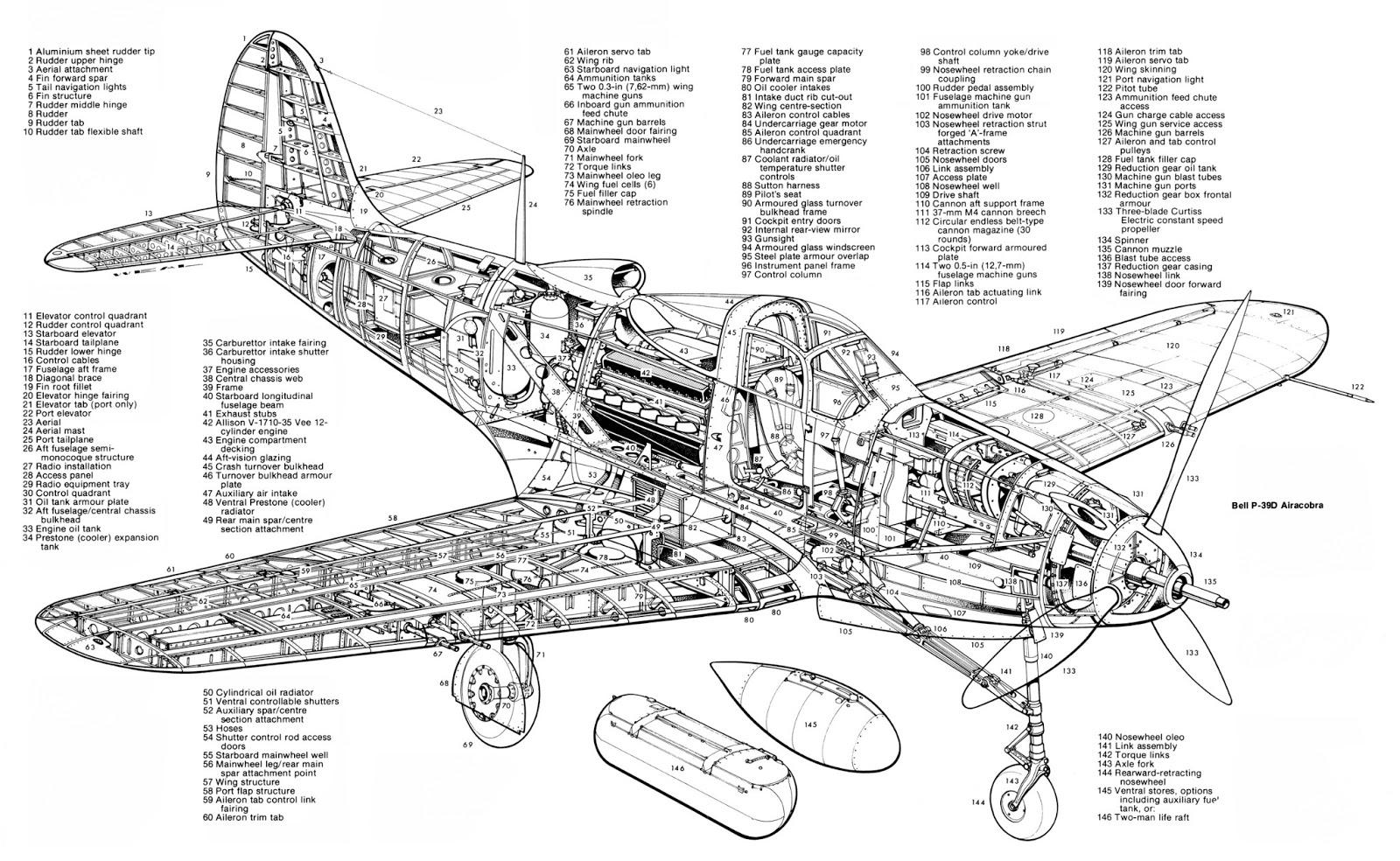Bell P 39 Q Airacobra La Ferte Alais Maquetland Le
