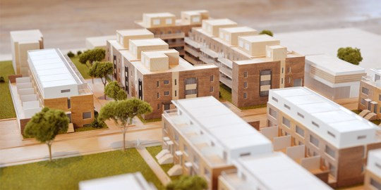 Jenkins Neighborhood Model