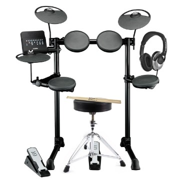 yamaha dtx400k drum kit