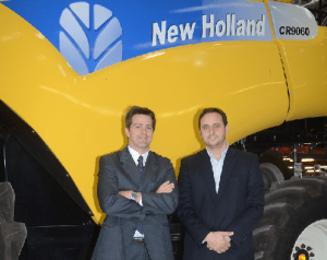 Planta CNH Barrenese