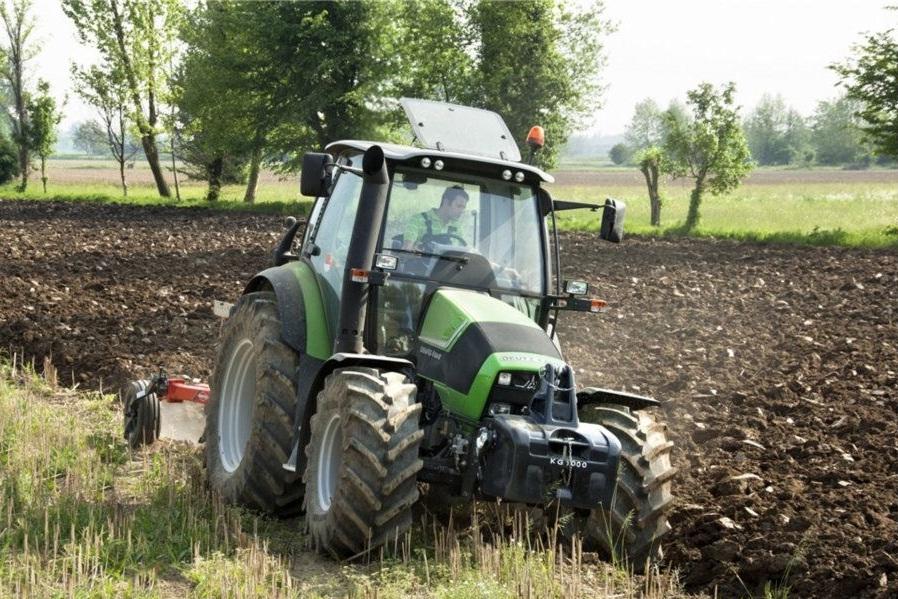 Tractor Deutz-Fahr Agrofarm 430