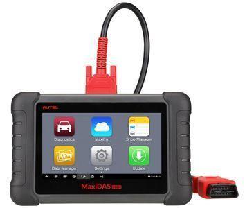 Autel MaxiDAS DS708. Análisis detallado