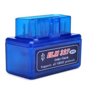 mini elm327 máquina de diagnosis