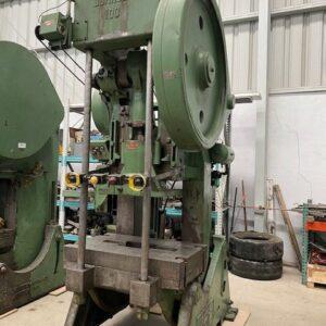 Troqueadora Johnson inclinable 100 tons