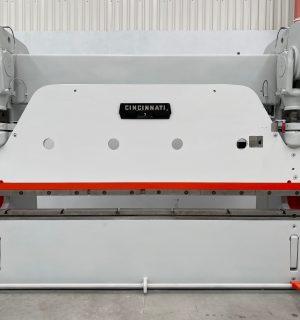 DOBLADORA DE CORTINA MARCA CINCINNATI MODELO SERIE 7 cap. 175 tons