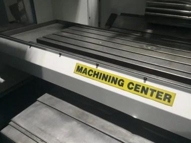 Centro de Mecanizado Chen Ho