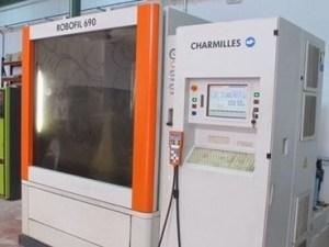 Charmilles Robofil 690 AWT