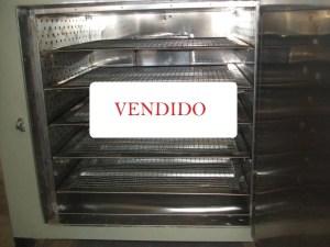HORNO INDUSTRIAL VENDIDO