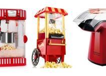 ¿Cuál es la mejor máquina para hacer palomitas de maíz?