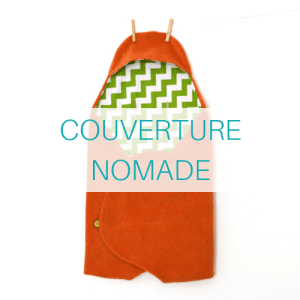 Couverture nomade
