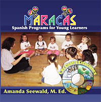MARACAS Las Cuatro Estaciones CD