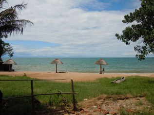 Chikale bay is a tropical spot in Nkhata Bay and is very popular with locals