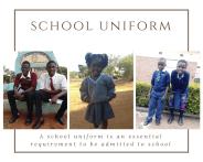 Give a school uniform