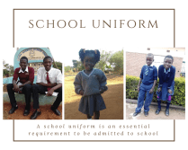 Give a school uniform