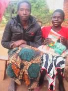 Malita and her mum