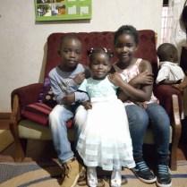 Stella and her siblings