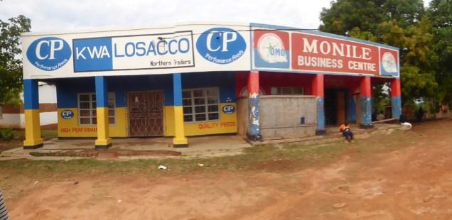 Frighton's Monile business centre