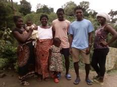 Wit's family photo