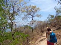 Walking back to Mayoka