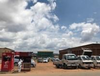 Cars in Mzuzu