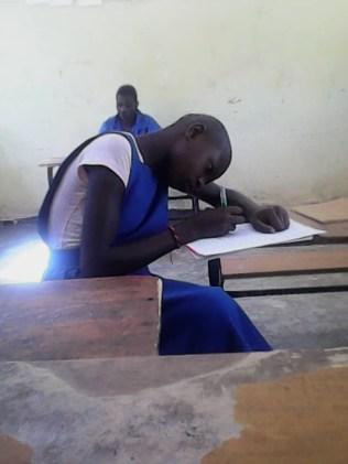 Malita writing exams