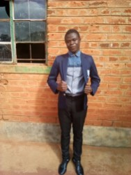 Witness smartly dressed