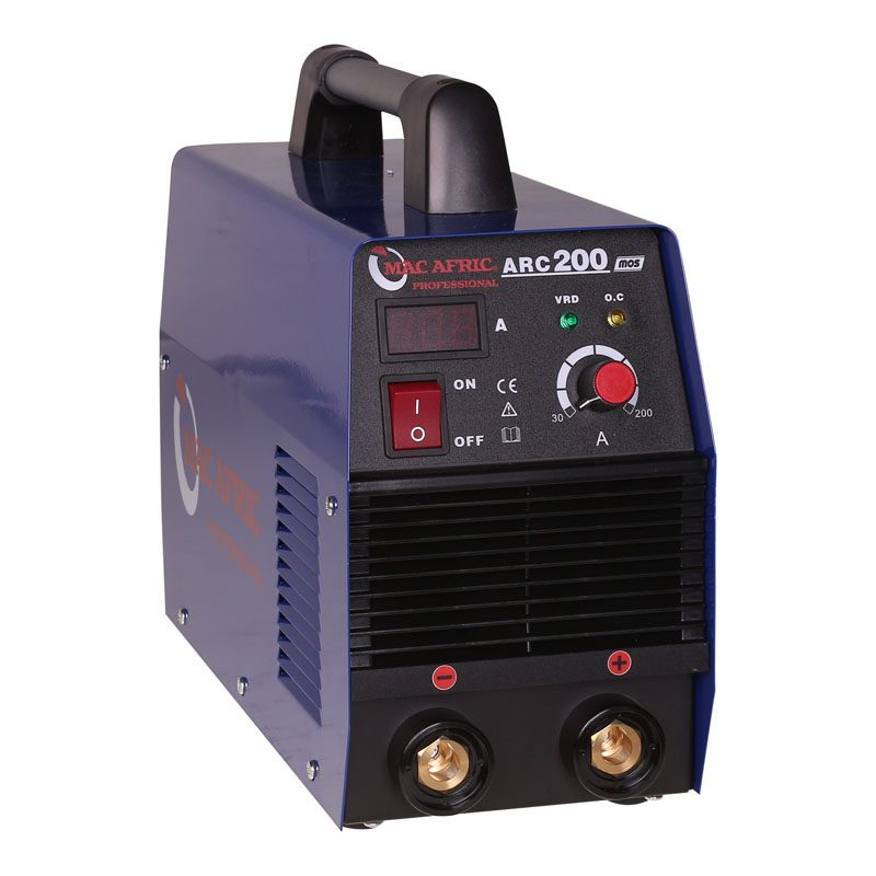 200A MMA Professional Inverter Welder with VRD
