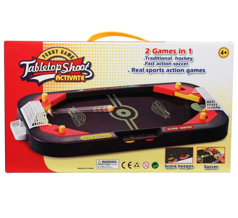 Tabletop Shooter Game